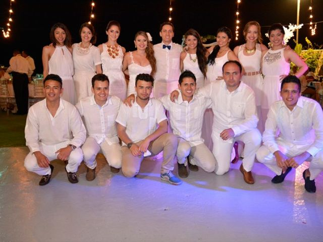 El matrimonio de Vladimir y Daniela en Barranquilla, Atlántico 60