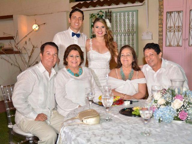 El matrimonio de Vladimir y Daniela en Barranquilla, Atlántico 74