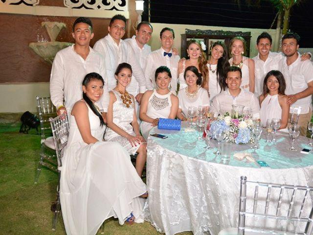 El matrimonio de Vladimir y Daniela en Barranquilla, Atlántico 75