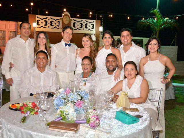 El matrimonio de Vladimir y Daniela en Barranquilla, Atlántico 77
