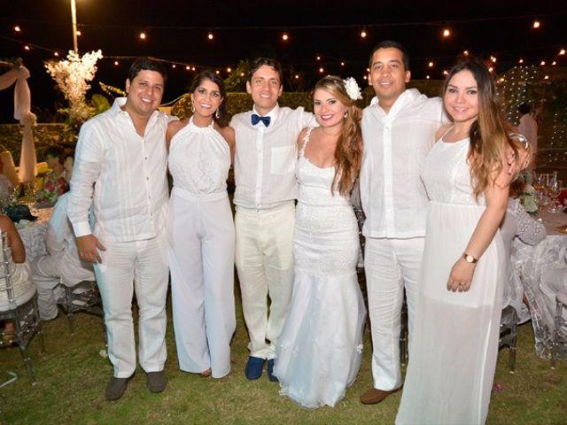 El matrimonio de Vladimir y Daniela en Barranquilla, Atlántico 78