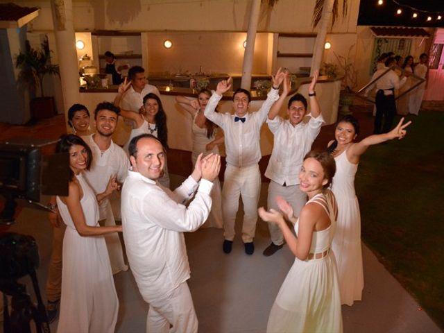 El matrimonio de Vladimir y Daniela en Barranquilla, Atlántico 83