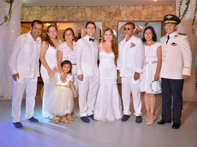 El matrimonio de Vladimir y Daniela en Barranquilla, Atlántico 95