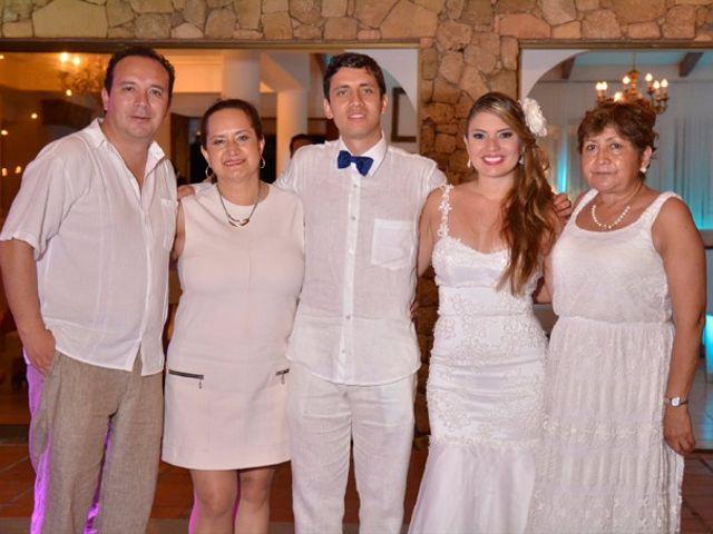 El matrimonio de Vladimir y Daniela en Barranquilla, Atlántico 99