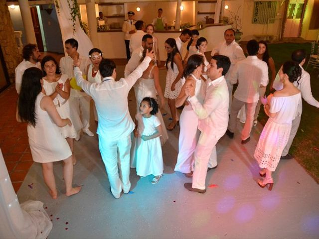 El matrimonio de Vladimir y Daniela en Barranquilla, Atlántico 102