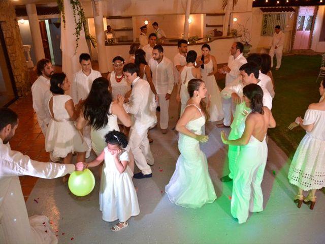El matrimonio de Vladimir y Daniela en Barranquilla, Atlántico 103
