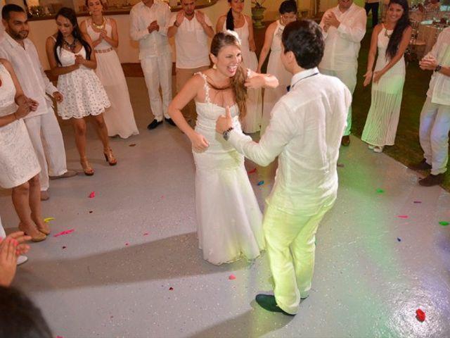 El matrimonio de Vladimir y Daniela en Barranquilla, Atlántico 104