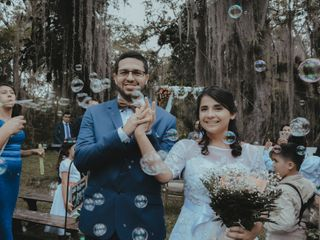 El matrimonio de Tatiana y Jorge