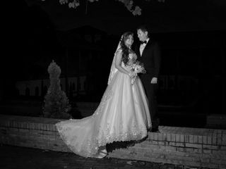 El matrimonio de Adriana y Andres 1
