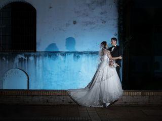El matrimonio de Adriana y Andres 3