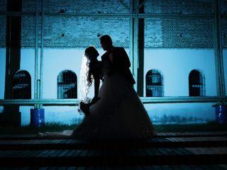 El matrimonio de Adriana y Andres