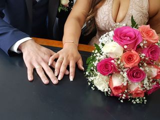 El matrimonio de Patricia y Óscar 2