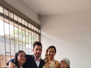 El matrimonio de Patricia y Óscar 3