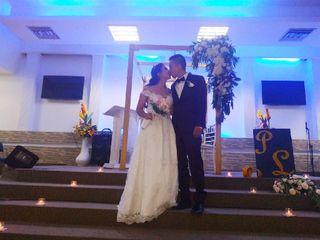 El matrimonio de Luisa  y Pedro