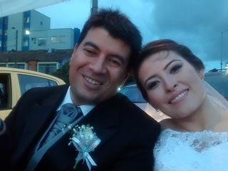 El matrimonio de Mónica y Alexander