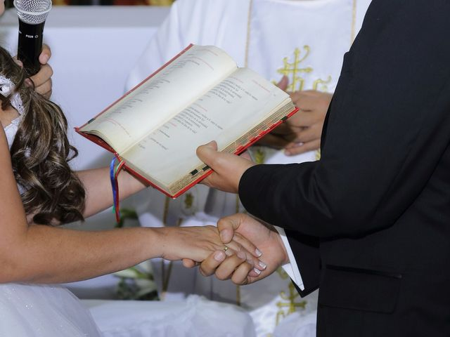 El matrimonio de Andres y Adriana en Ibagué, Tolima 11