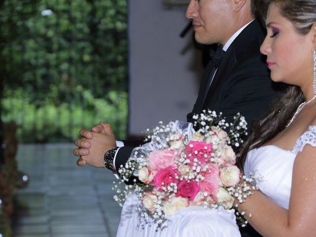 El matrimonio de Andres y Adriana en Ibagué, Tolima 12