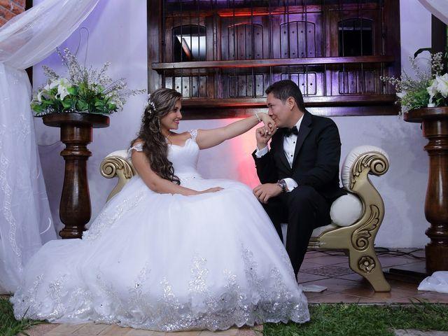 El matrimonio de Andres y Adriana en Ibagué, Tolima 16