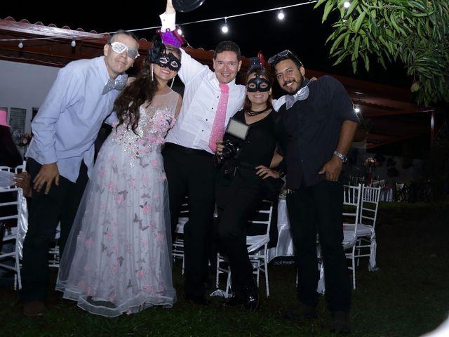 El matrimonio de Andres y Adriana en Ibagué, Tolima 21