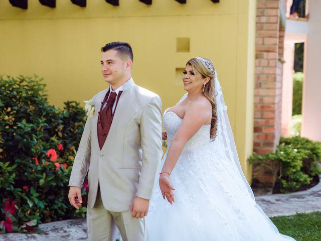 El matrimonio de Omar y Janeth en Medellín, Antioquia 15