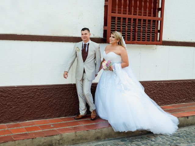 El matrimonio de Omar y Janeth en Medellín, Antioquia 17