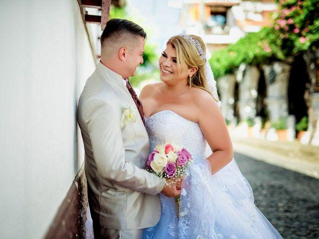 El matrimonio de Omar y Janeth en Medellín, Antioquia 18
