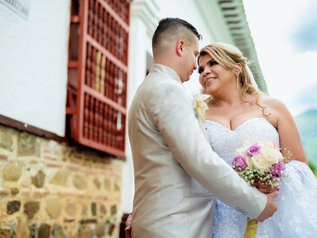 El matrimonio de Omar y Janeth en Medellín, Antioquia 21