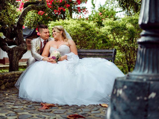 El matrimonio de Omar y Janeth en Medellín, Antioquia 23