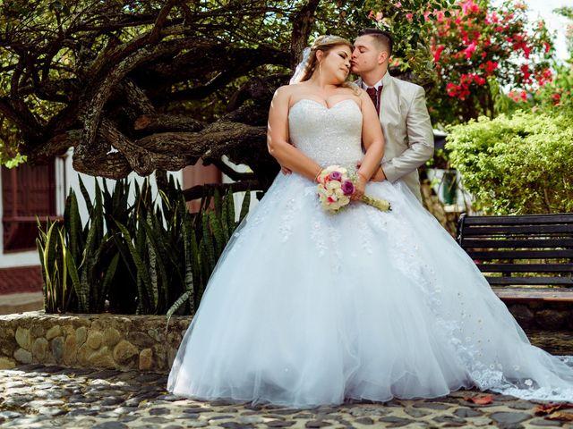 El matrimonio de Omar y Janeth en Medellín, Antioquia 24