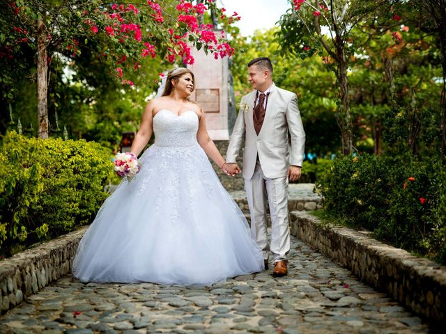El matrimonio de Omar y Janeth en Medellín, Antioquia 25