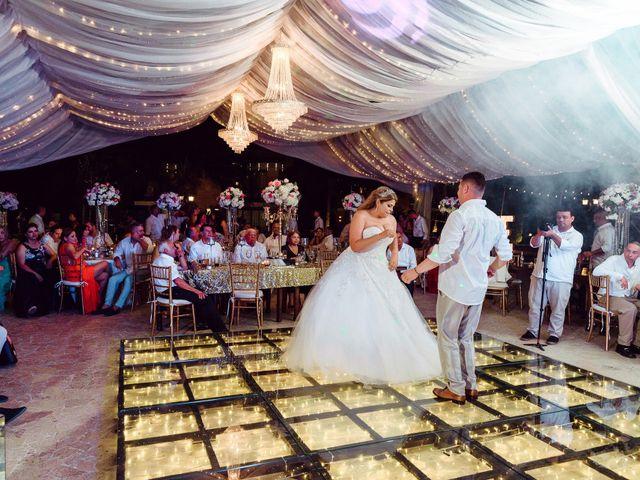 El matrimonio de Omar y Janeth en Medellín, Antioquia 50