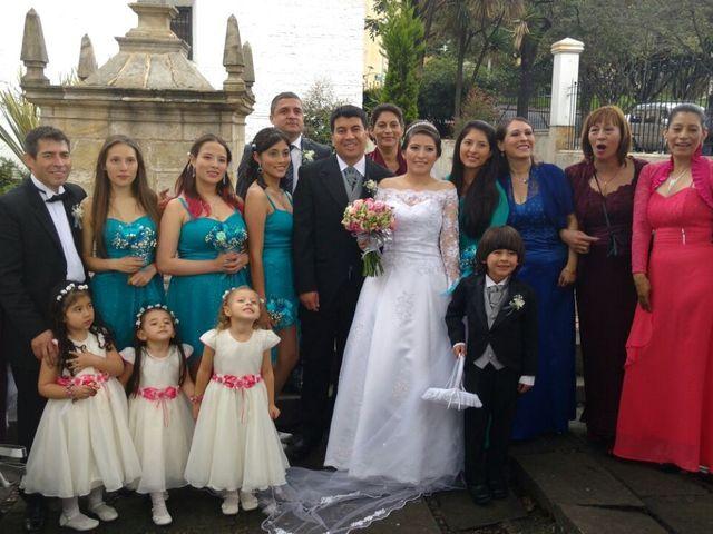 El matrimonio de Alexander y Mónica en Bogotá, Bogotá DC 2