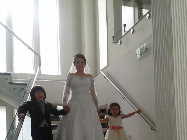 El matrimonio de Alexander y Mónica en Bogotá, Bogotá DC 4