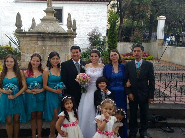 El matrimonio de Alexander y Mónica en Bogotá, Bogotá DC 1