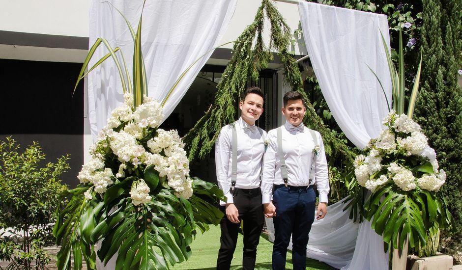 El matrimonio de Richard y Daniel en Medellín, Antioquia