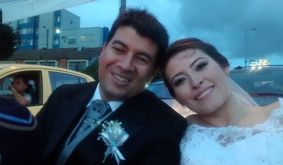 El matrimonio de Alexander y Mónica en Bogotá, Bogotá DC
