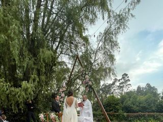 El matrimonio de Paula  y Sergio  1