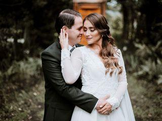 El matrimonio de Paula  y Sergio