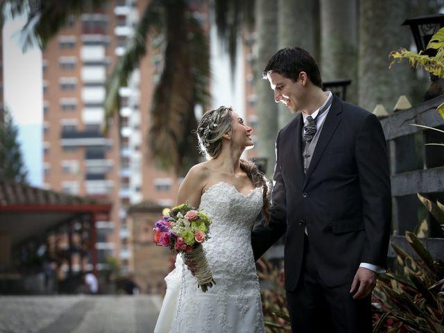 El matrimonio de Andrés y Diana en Medellín, Antioquia 37