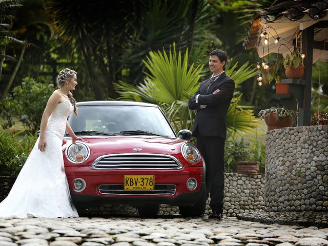 El matrimonio de Andrés y Diana en Medellín, Antioquia 43