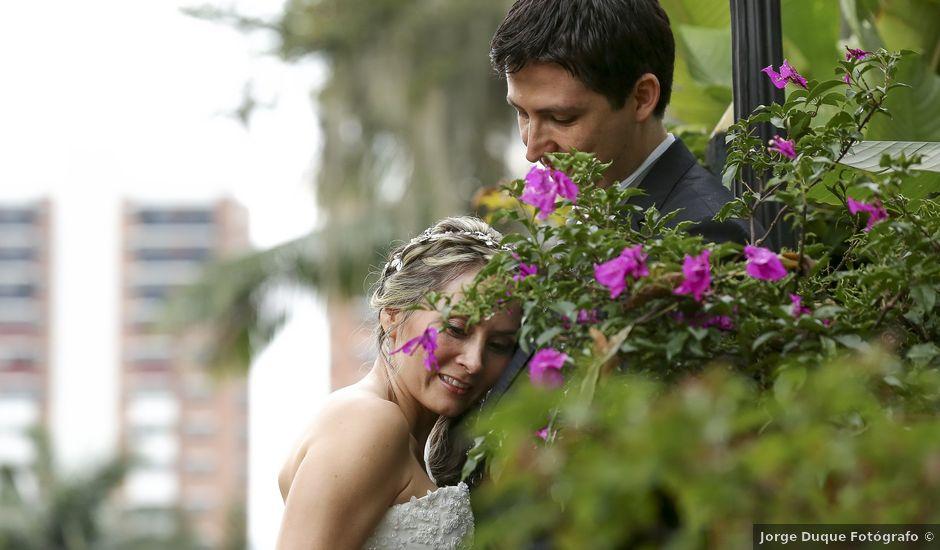 El matrimonio de Andrés y Diana en Medellín, Antioquia