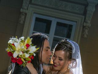 El matrimonio de Karen y Arbey 1