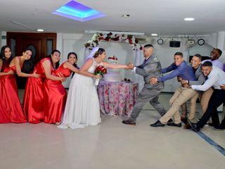 El matrimonio de Brenda y Cesar