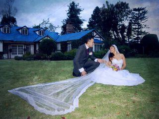 El matrimonio de Mónica y Oliver 1