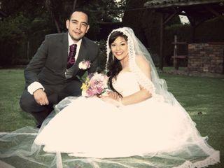 El matrimonio de Mónica y Oliver