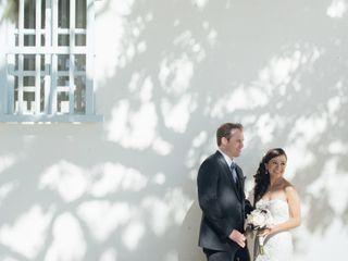 El matrimonio de Camila y Paul