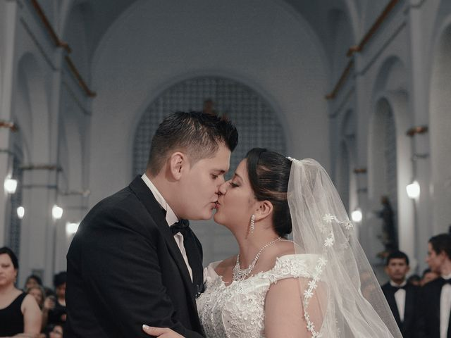 El matrimonio de Pablo y Alejandra en Curití, Santander 16