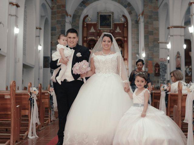El matrimonio de Pablo y Alejandra en Curití, Santander 6