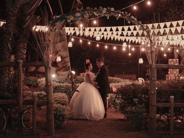 El matrimonio de Pablo y Alejandra en Curití, Santander 19