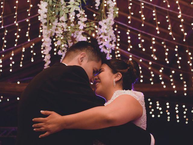 El matrimonio de Alejandra y Pablo